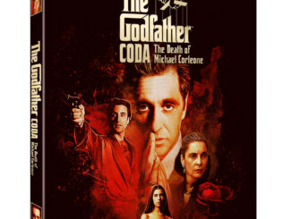 The Godfather Coda The Death of Michael Corleone